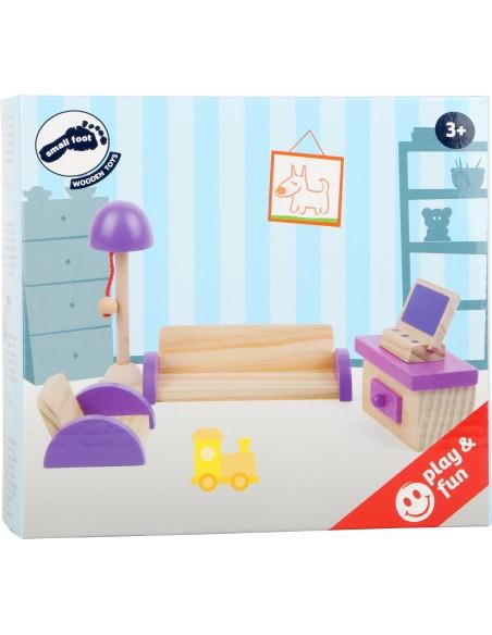 Mobili casa delle bambole Salotto