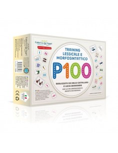 Training Lessicale e Morfosintattico P100-fabbricadeisegni