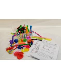 Kit giochi per il soffio orale Giocotherapy