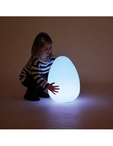 Uovo luminoso