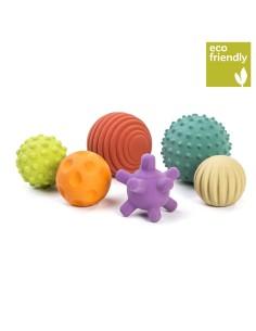 Set palline sensoriali 6pz.