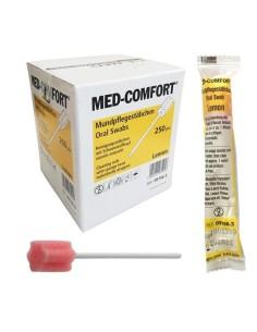 Tamponi igiene orale gusto LIMONE per vibratore Talk Tools