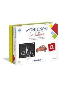Le lettere Montessori
