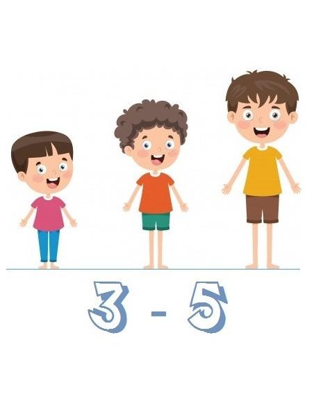 3-5 anni