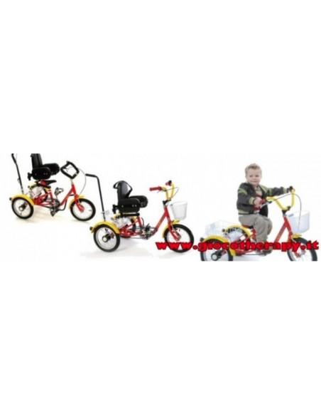 Auto elettriche/ tricicli per bambini con disabilità