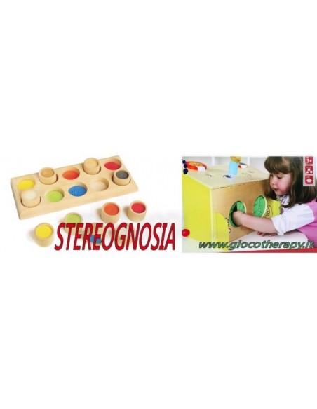 Stereognosia
