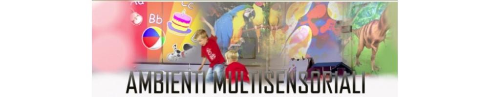 Ambienti multisensoriali