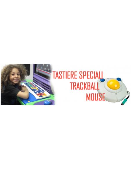 Trackball/mouse/ tastiere speciali